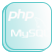 Multiple PHP and MySQL icon